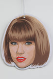 Taylor Swift Air Freshener (Scent: Strawberry)