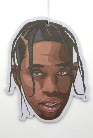 Travis Scott Air Freshener (Scent: Apple)