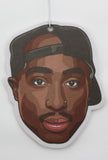 2Pac Air Freshener (Scent: Strawberry)
