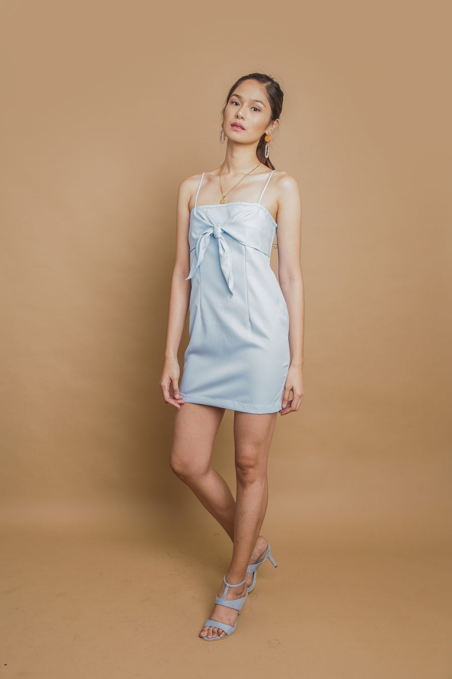 Stella Dress (Powder Blue)