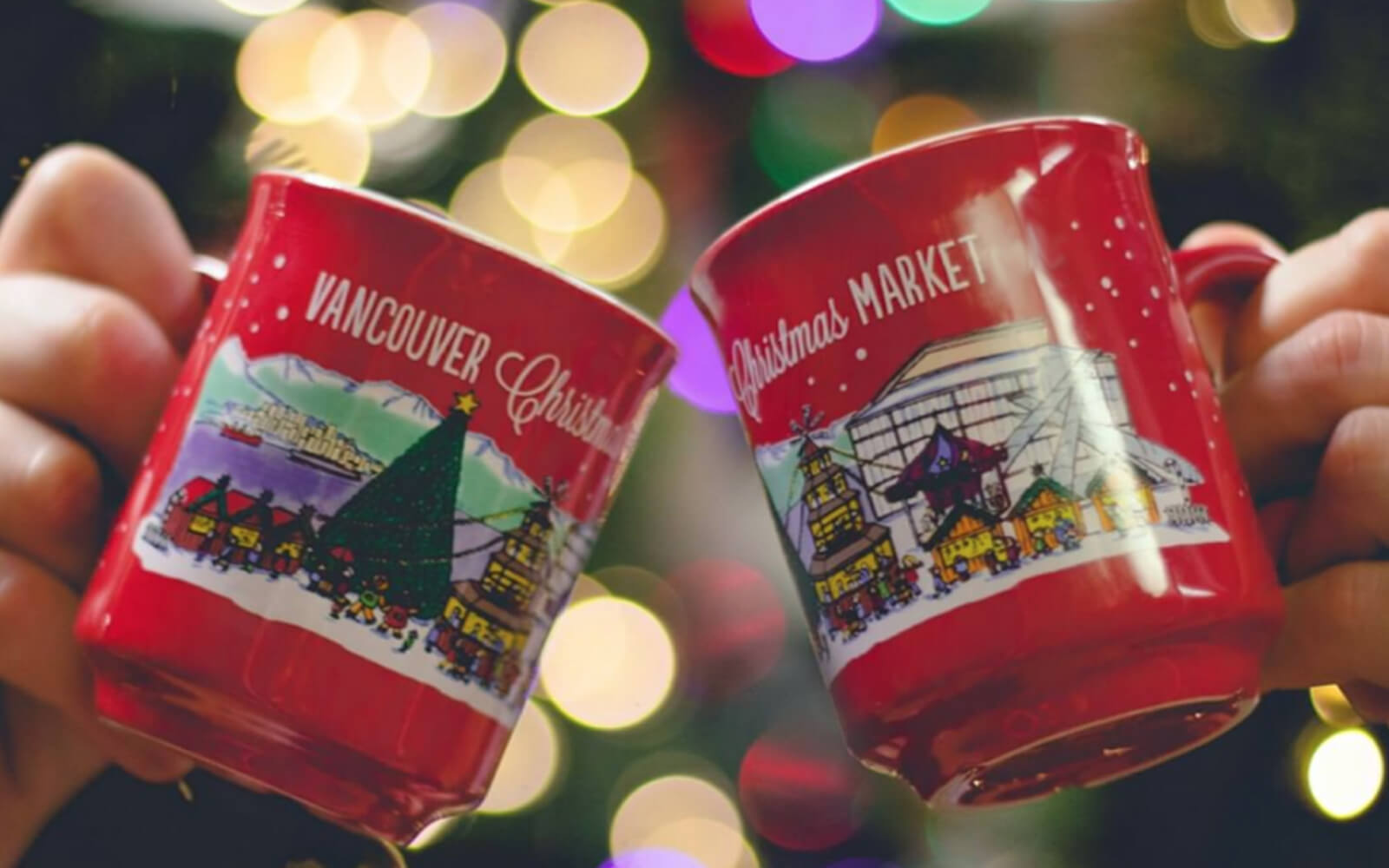 WELCOME TO THE 2019 VANCOUVER CHRISTMAS MARKET