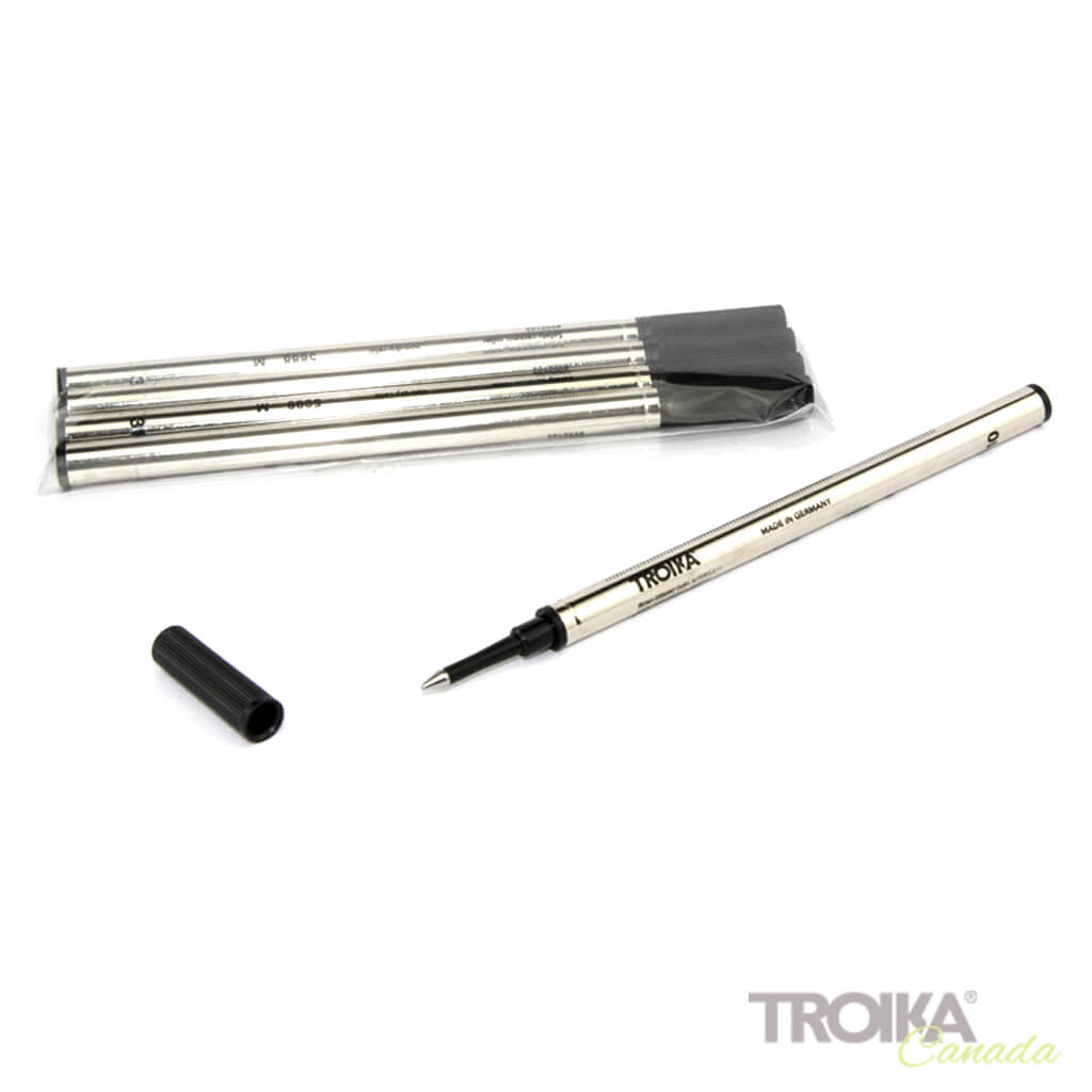 PEN13CDC//VW Refill – Troika VW Freedom Set with Rollerball and Business Case