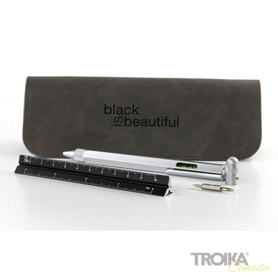 "TROIKA Set ""CONSTRUCTION SET RULER"""