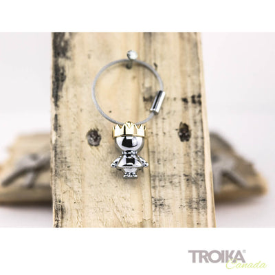 "TROIKA Keychain ""LITTLE KING"""