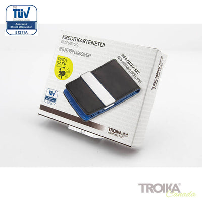 "TROIKA Credit card case ""NIGHT SKY CardSaver"""