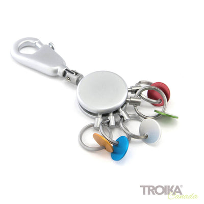 "TROIKA Key organizer ""PATENT COLOUR"" - matt"
