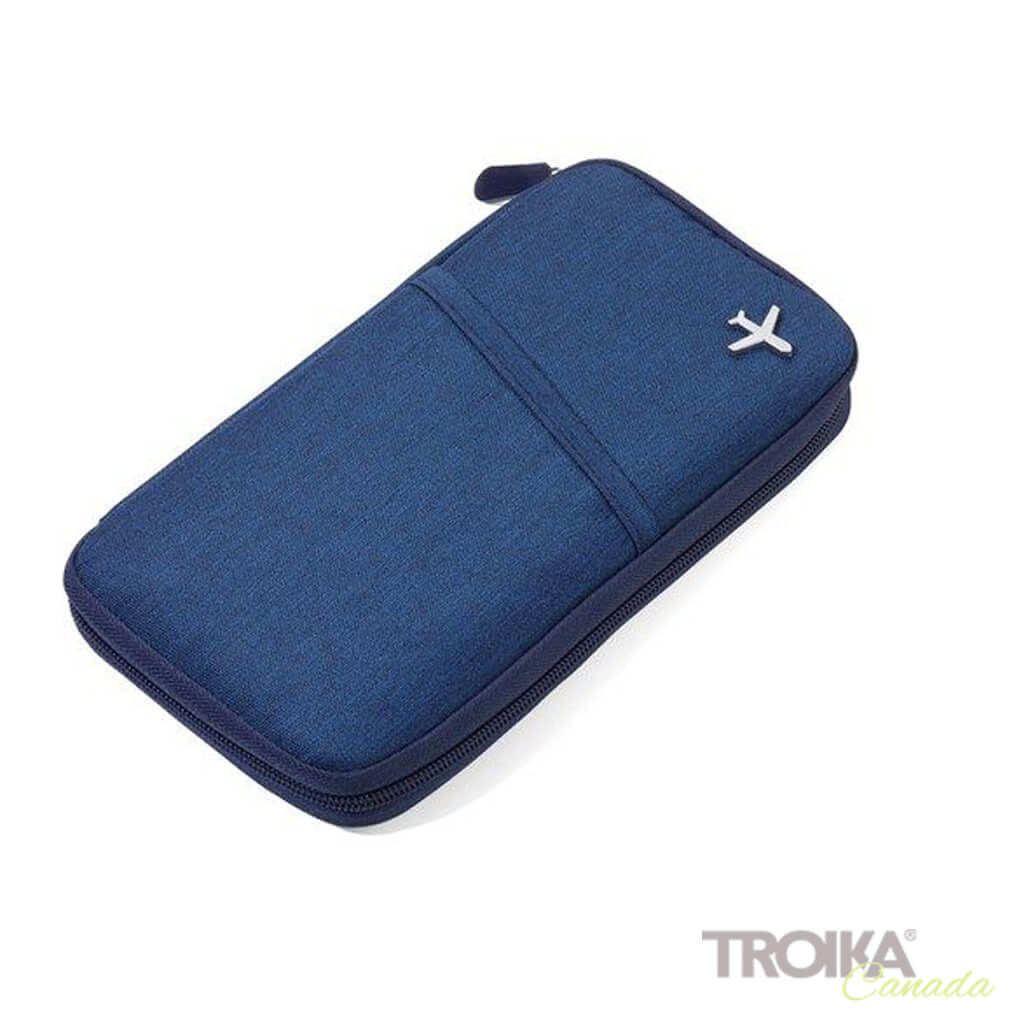 "TROIKA CASE ""SAFE FLIGHT"" - BLUE"