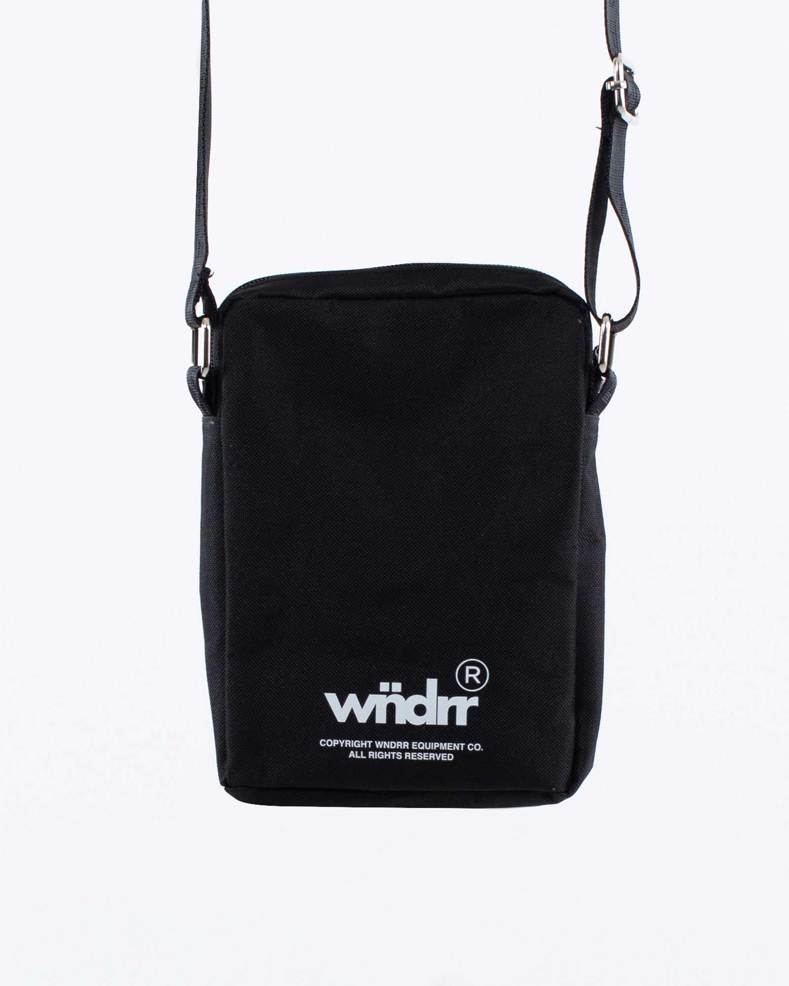 Wndrr Offcut Side Bag - Black