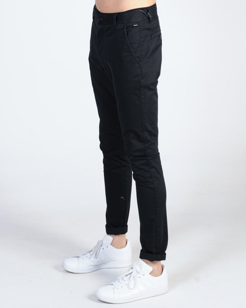Industrie Cuba Chino Pant - Black