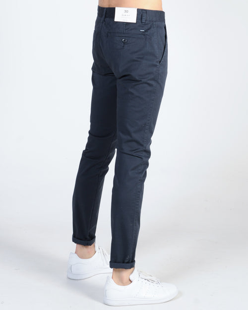 Industrie Cuba Chino Pant - Antique Navy