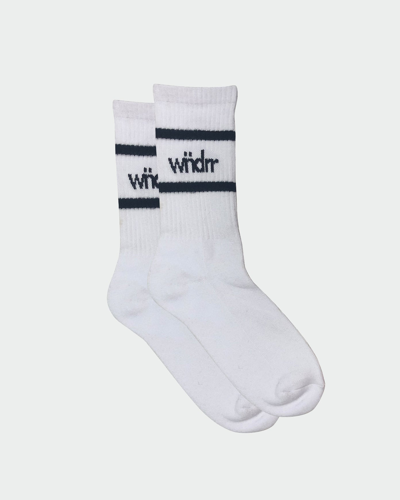 Wndrr Accent Socks 3 Pack - White