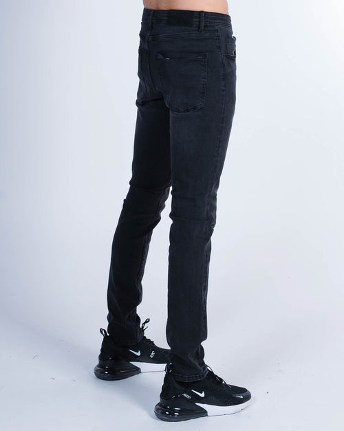 Industrie Tailor Slim Fit Jean - Washed Black