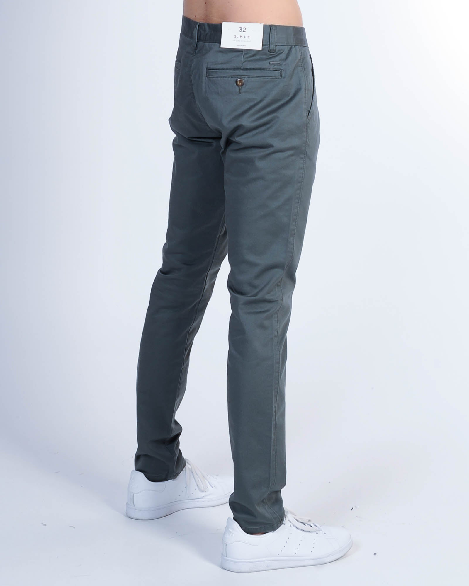 Industrie Cuba Chino Pant - Sage
