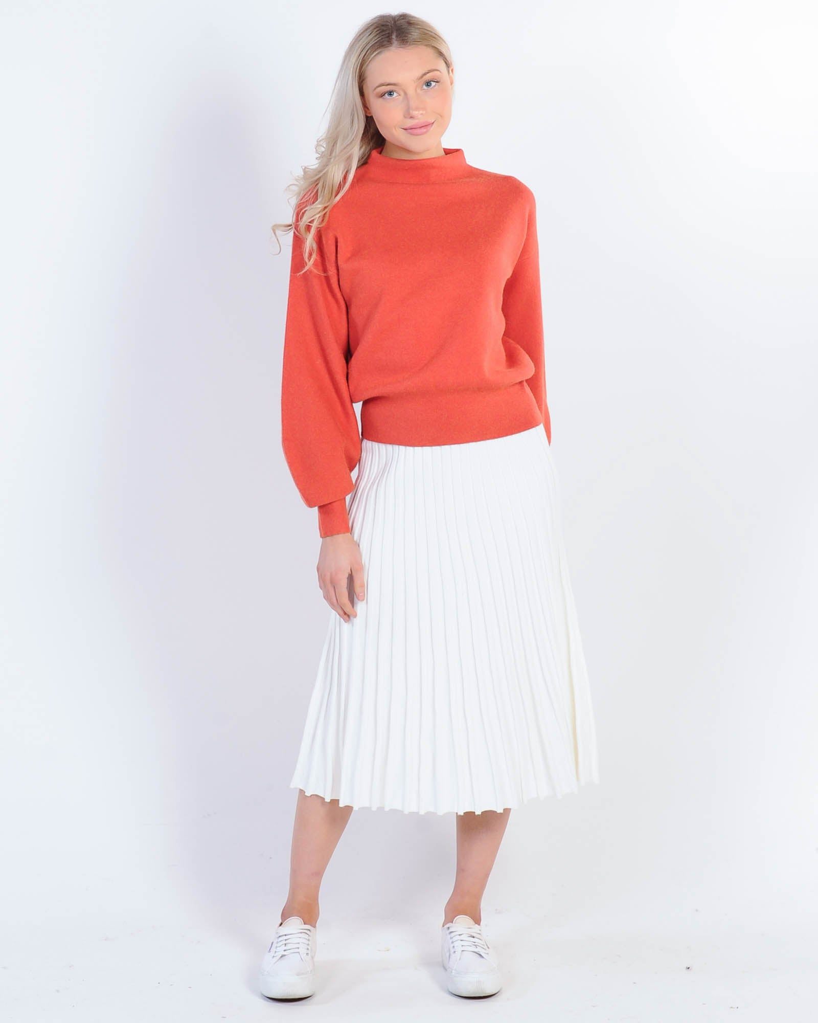 Close To You Knit - Coral