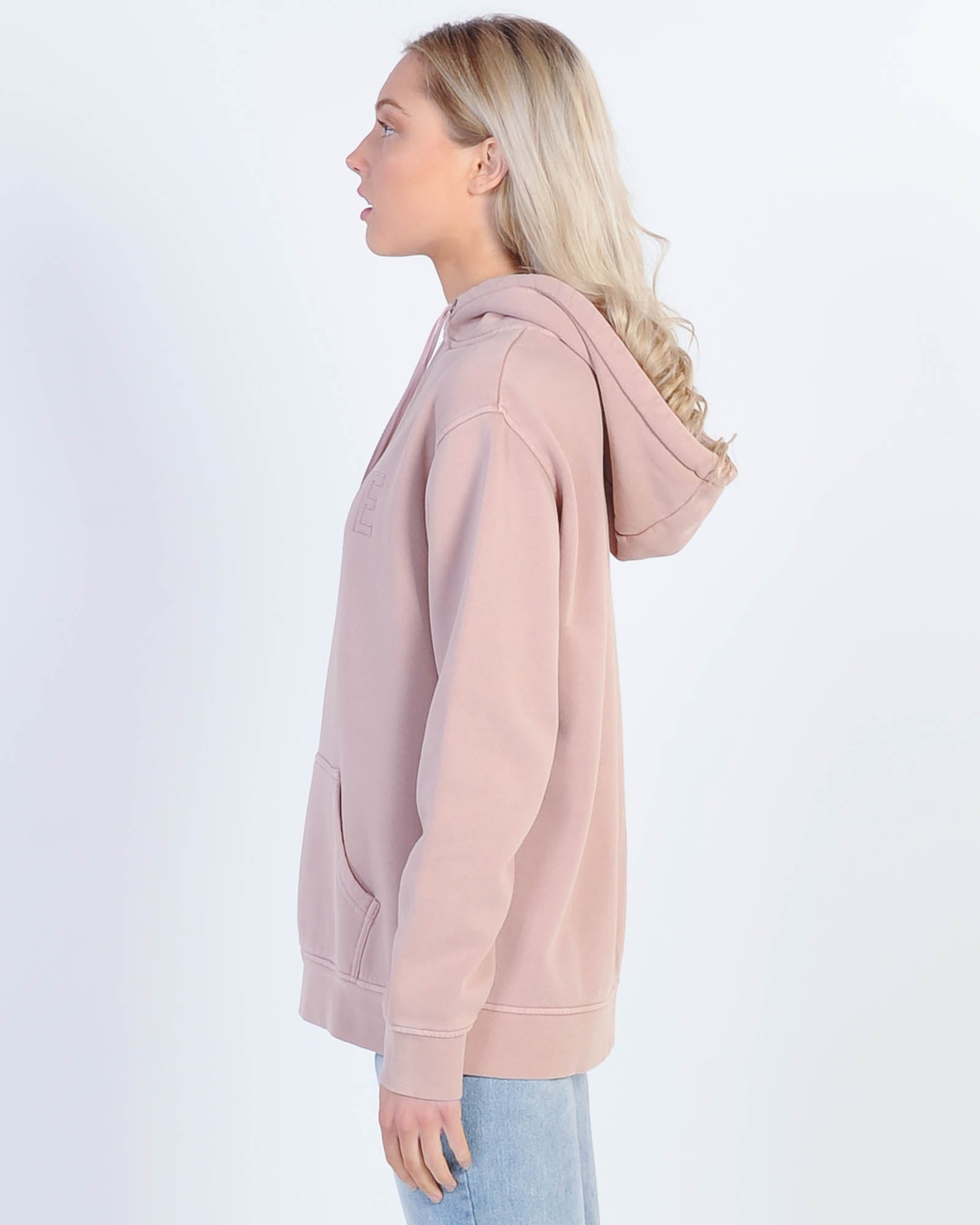 All About Eve Be Bold Hood Sweat - Mauve