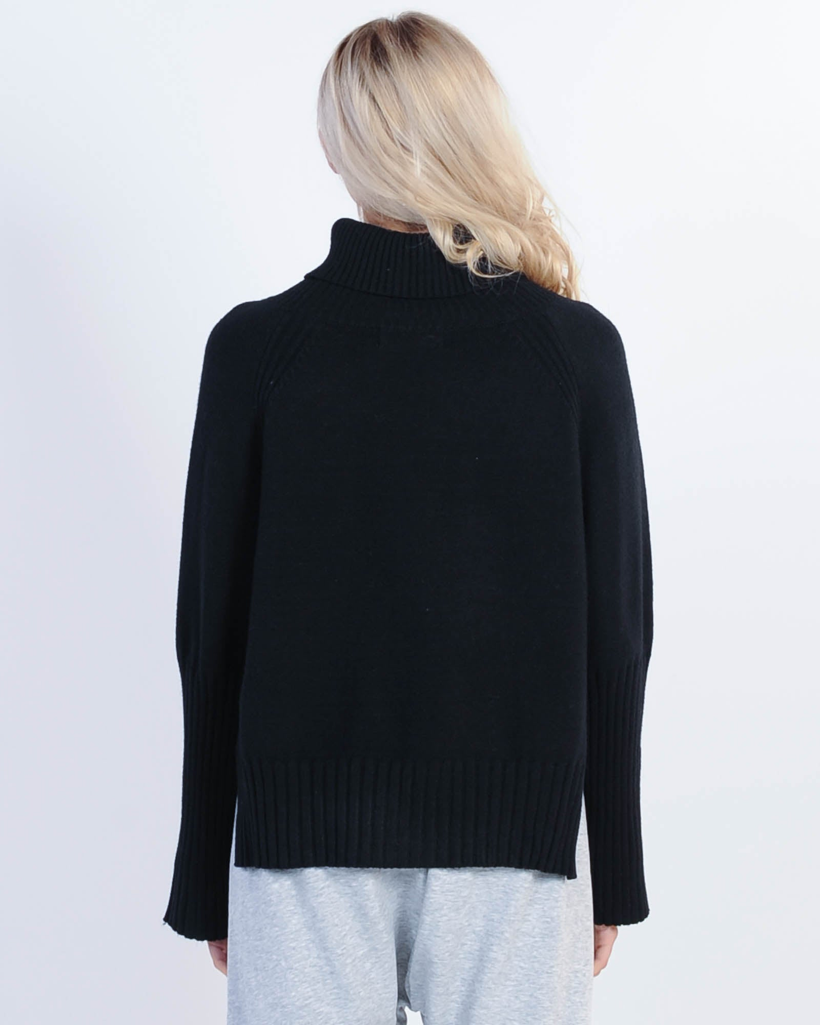 Love Trap Knit - Black
