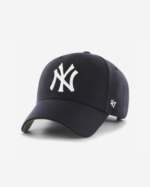 47 Brand Mvp Ny Yankees Home Cap - Navy