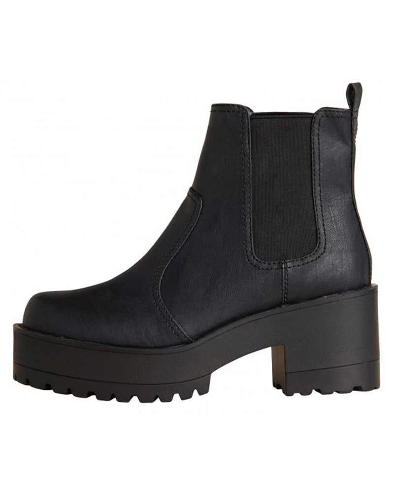 LIPSTIK EAMON BOOT - BLACK