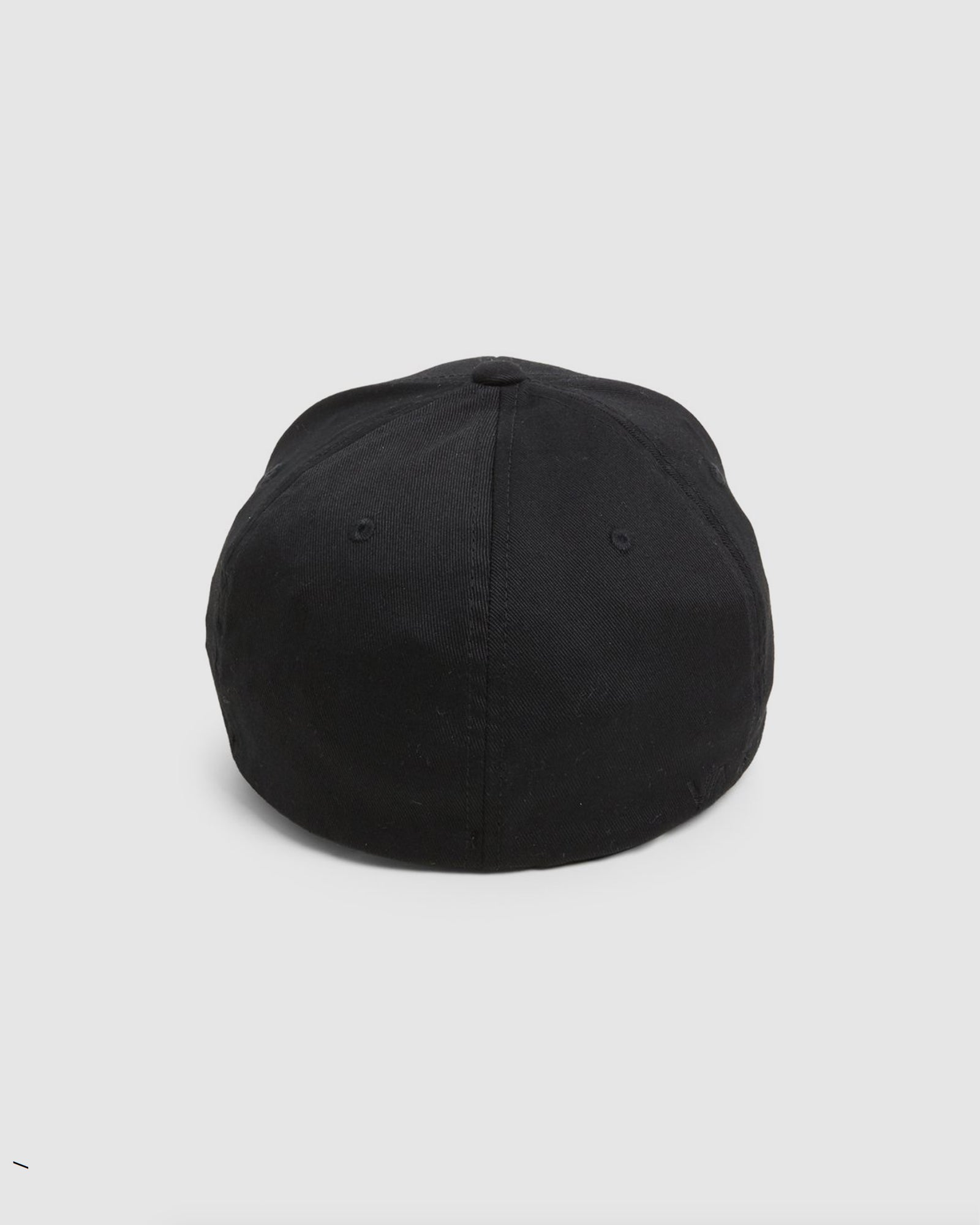 Rvca Shane Flexfit Hat - Black