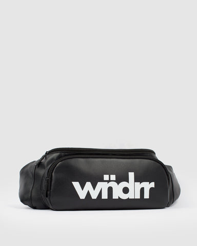 Wndrr Diversity Panel Custom Fit Tee - White/Black