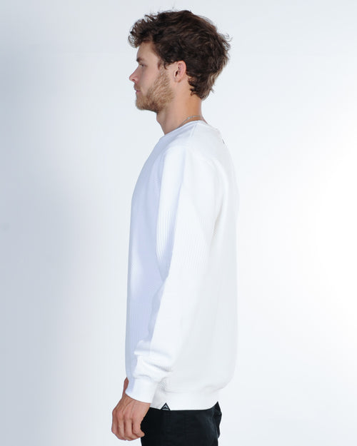 Industrie Robinson Sweat - White