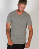 SILENT THEORY BASIC TEE - GREEN