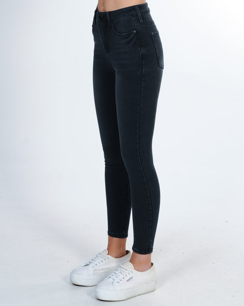 All About Eve Juno Knit Skinny Jean - Black