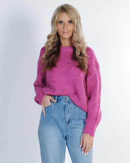 Lulu & Rose Tilda Knit - Pink