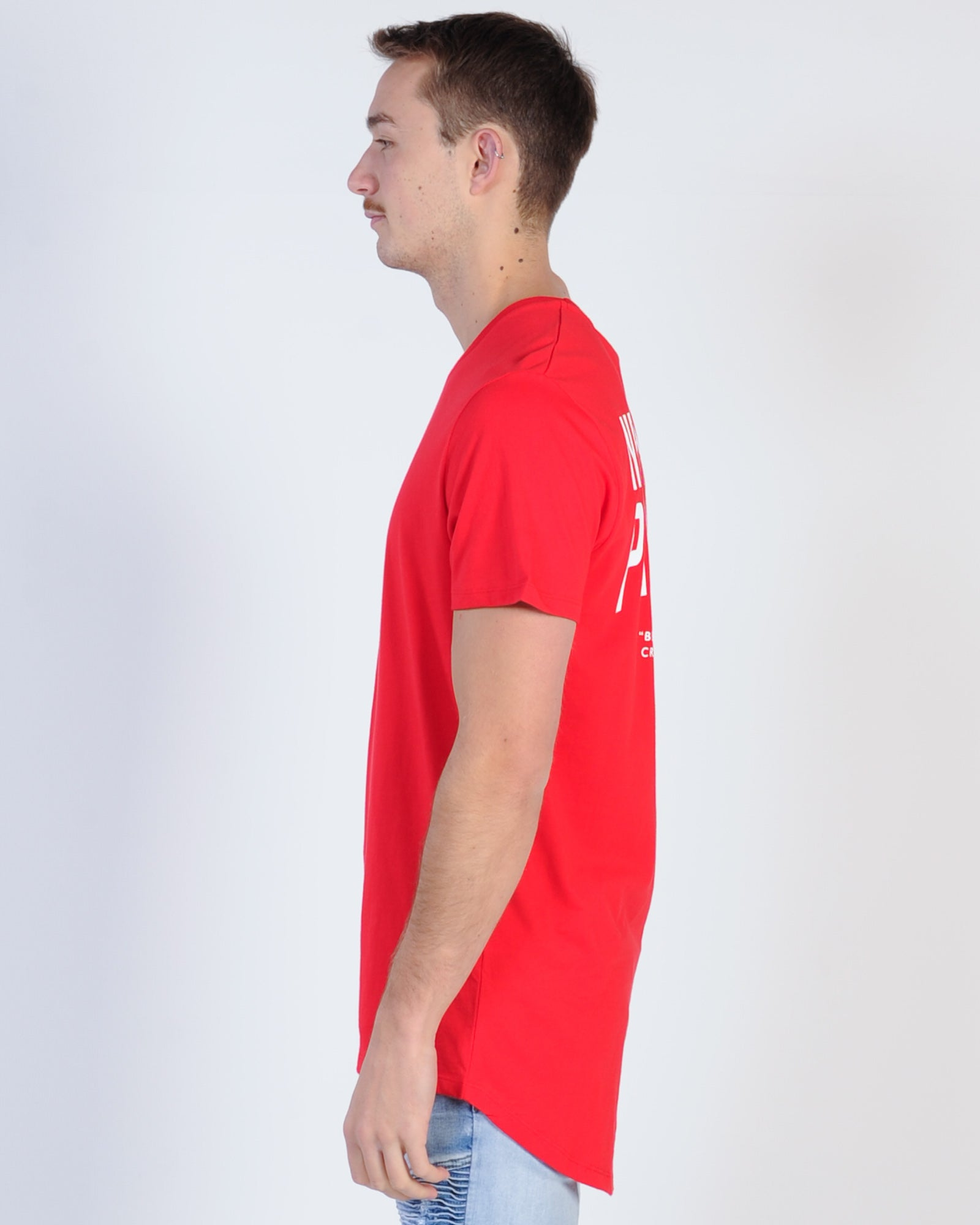 Nena & Pasadena Richardson Tee - Red