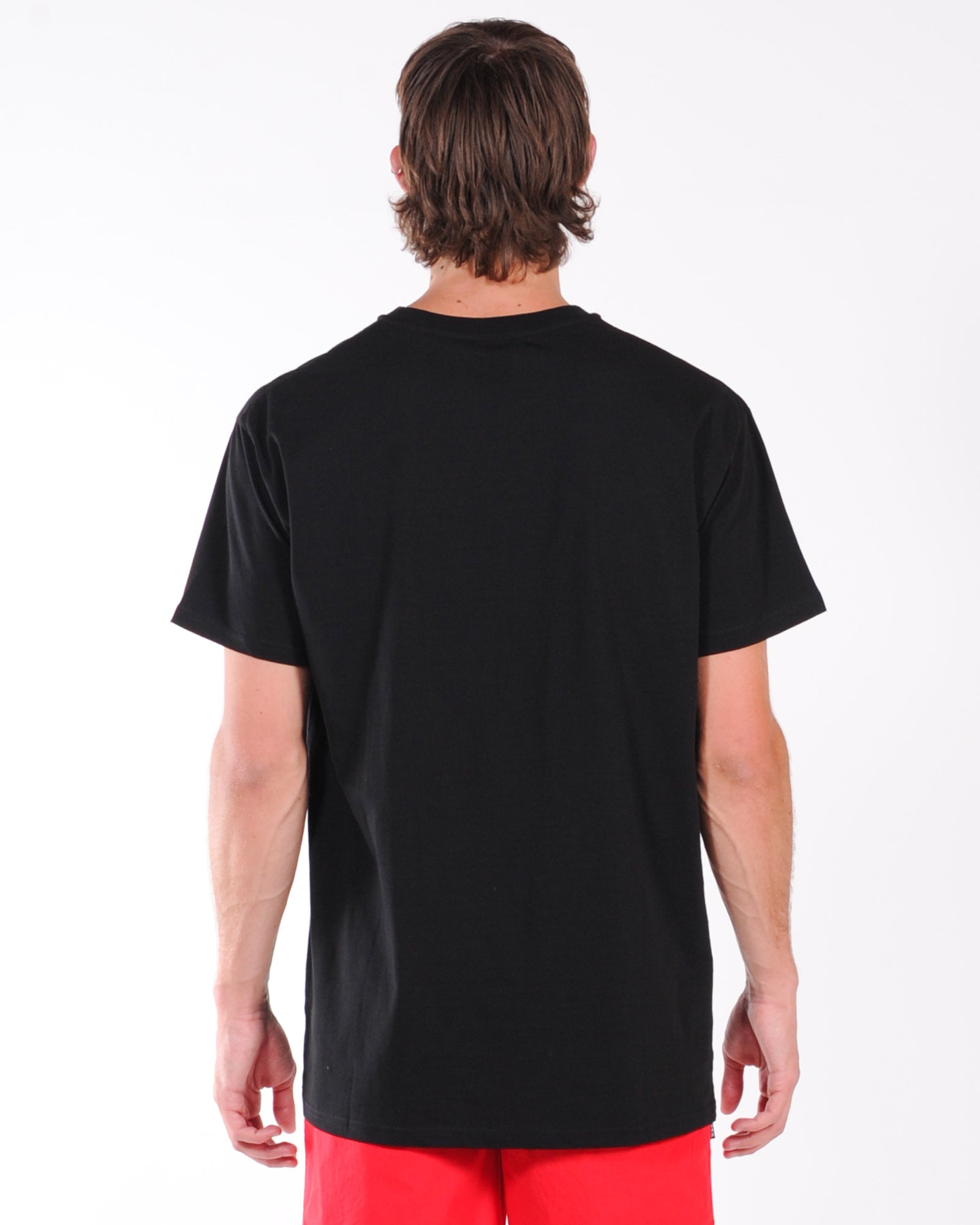 Wndrr Slate Custom Fit Tee - Black