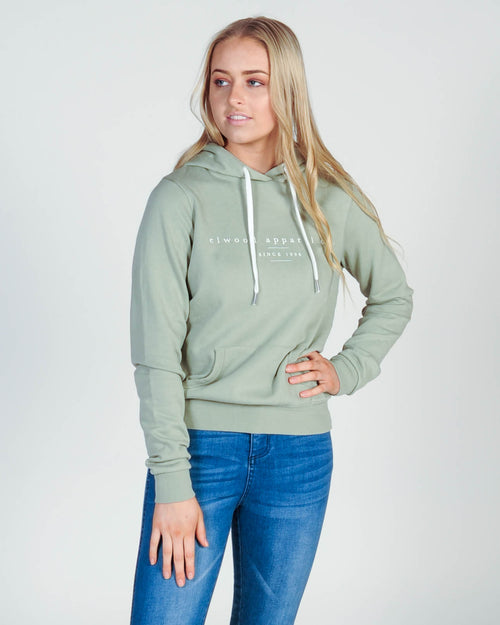 Elwood Cooper Pullover - Abbey Stone