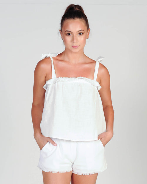 INSPIRED TOP - WHITE