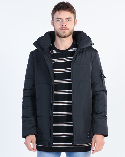 St. Goliath Qubec Jacket - Black