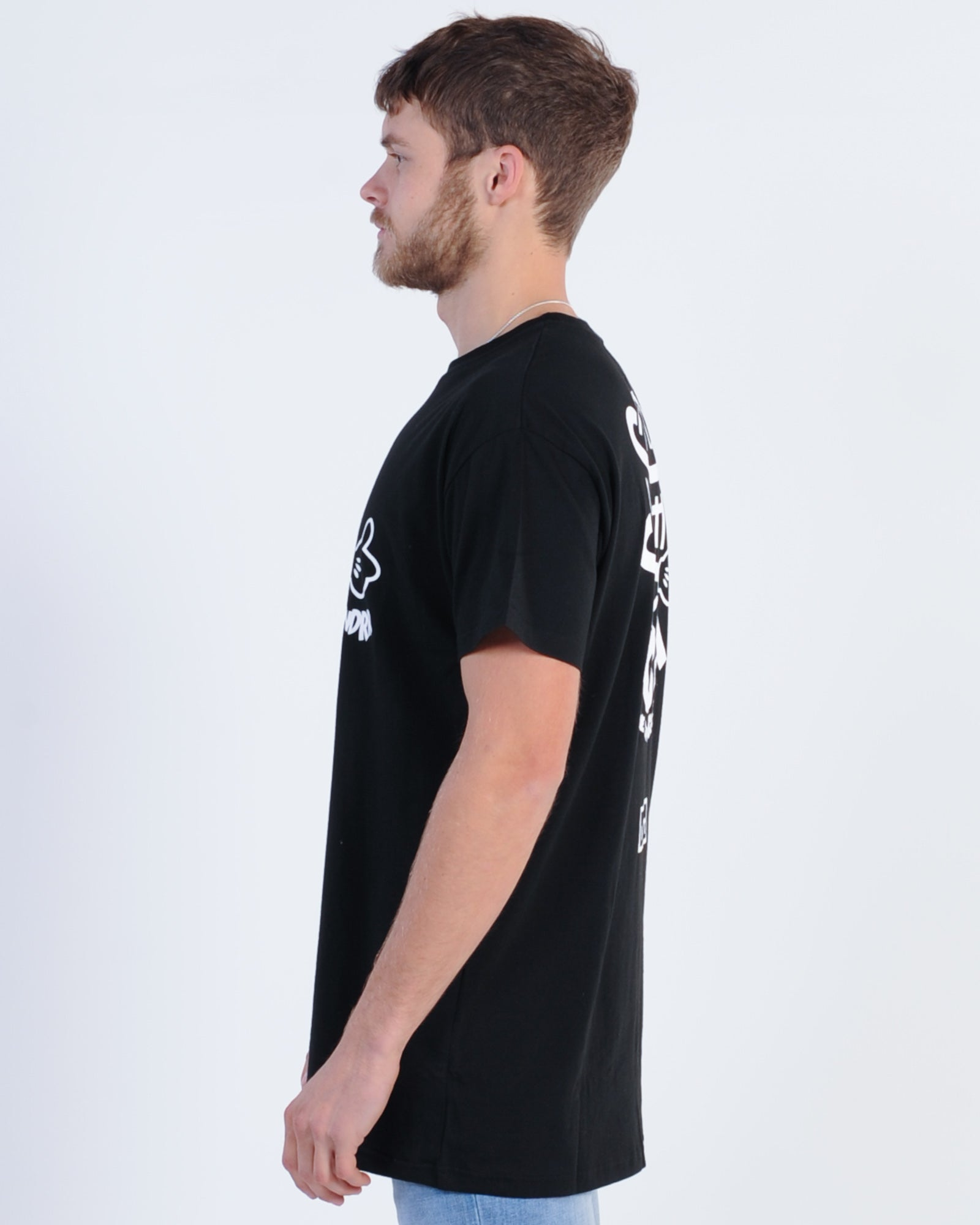 Wndrr Wgba Custom Fit Tee - Black