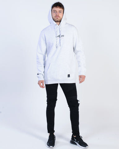 Academy Arctic Knit Jumper - White Marle