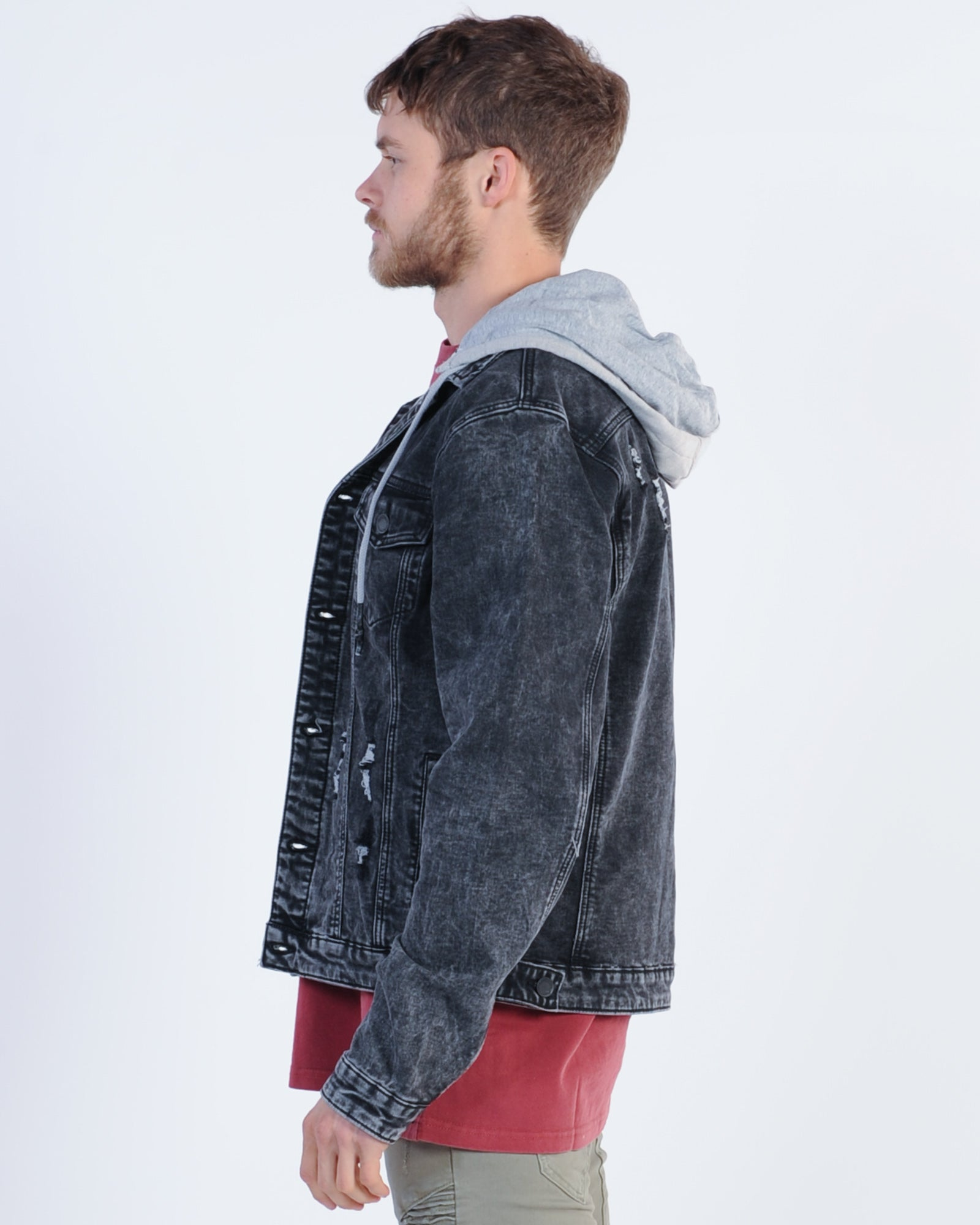St. Goliath El Flexo Jacket - Black