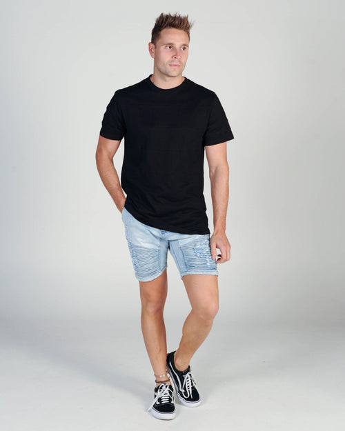 Nena & Pasadena Destroyer Casual Short - Dakota Trash