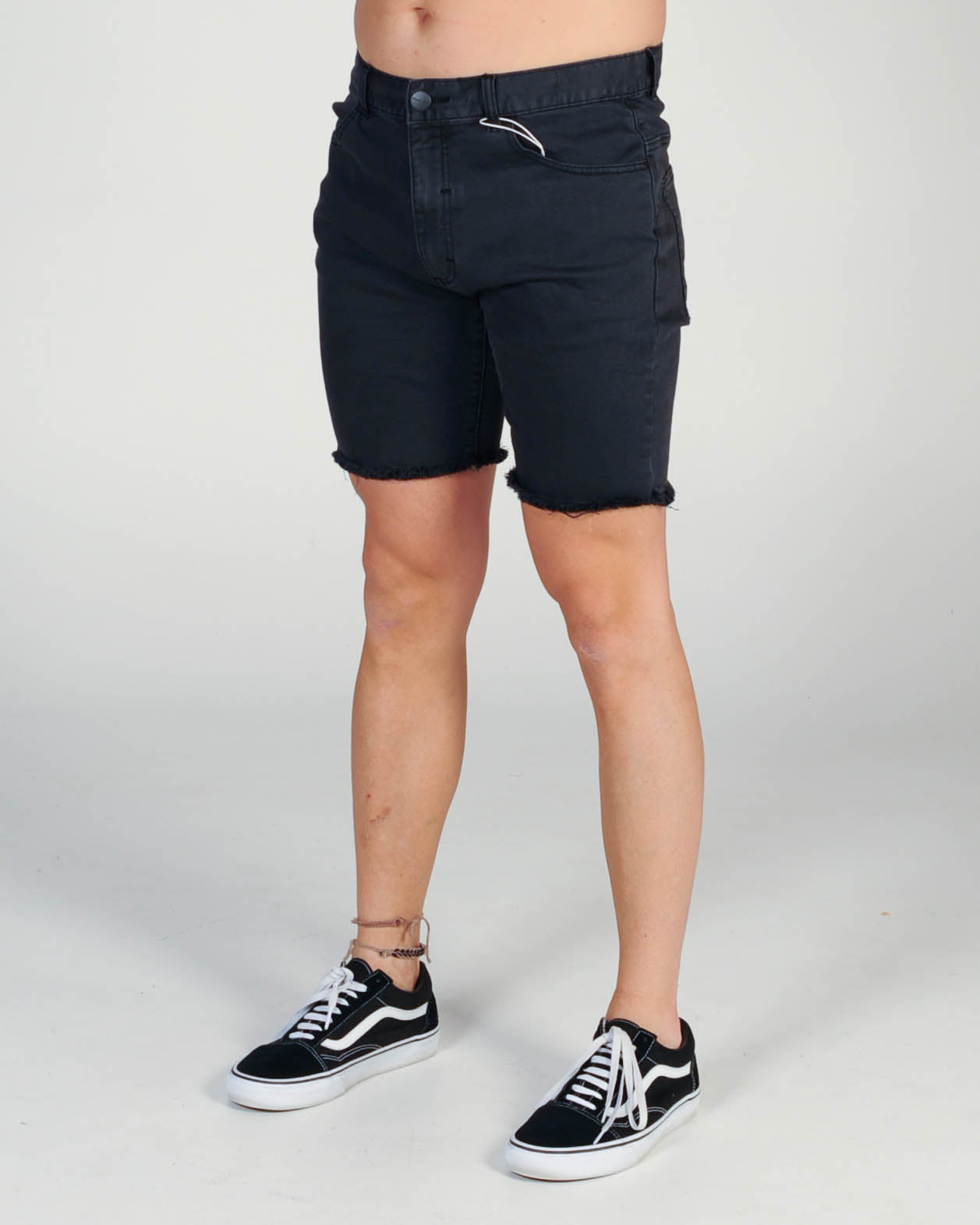 Nena & Pasadena Savage Casual Short - Freedom Black
