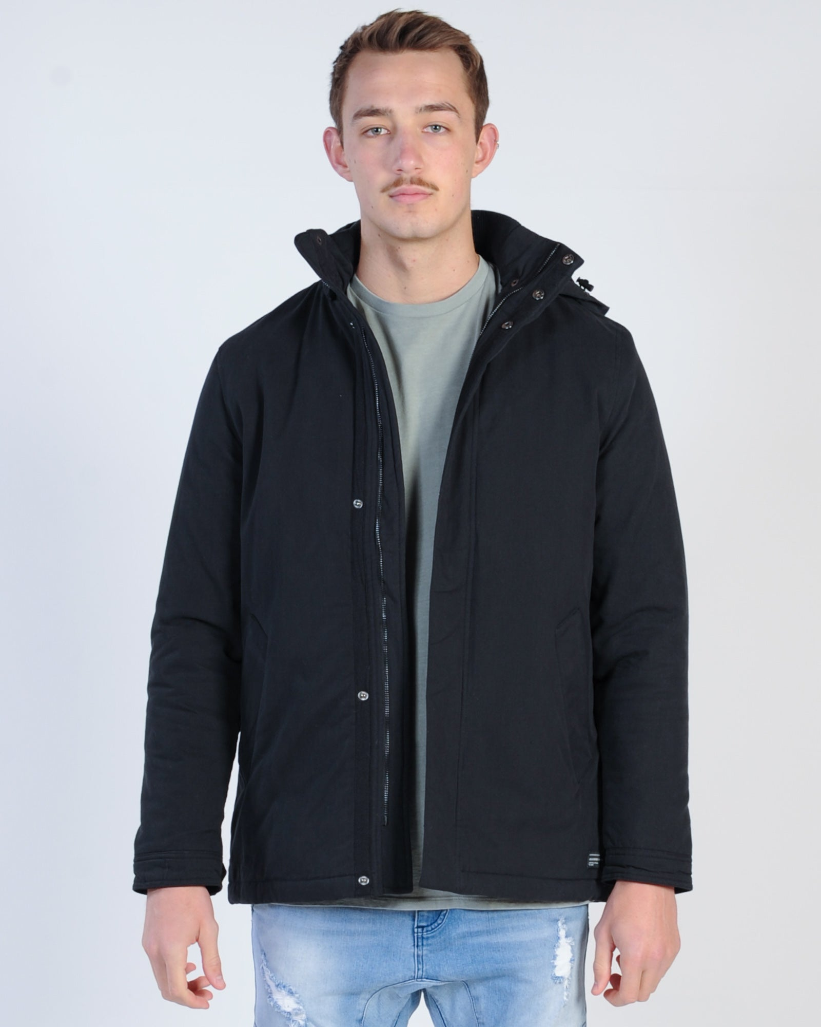 Academy Miller Jacket - Black