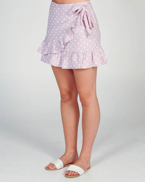 DISNEY MINI SKIRT - PINK