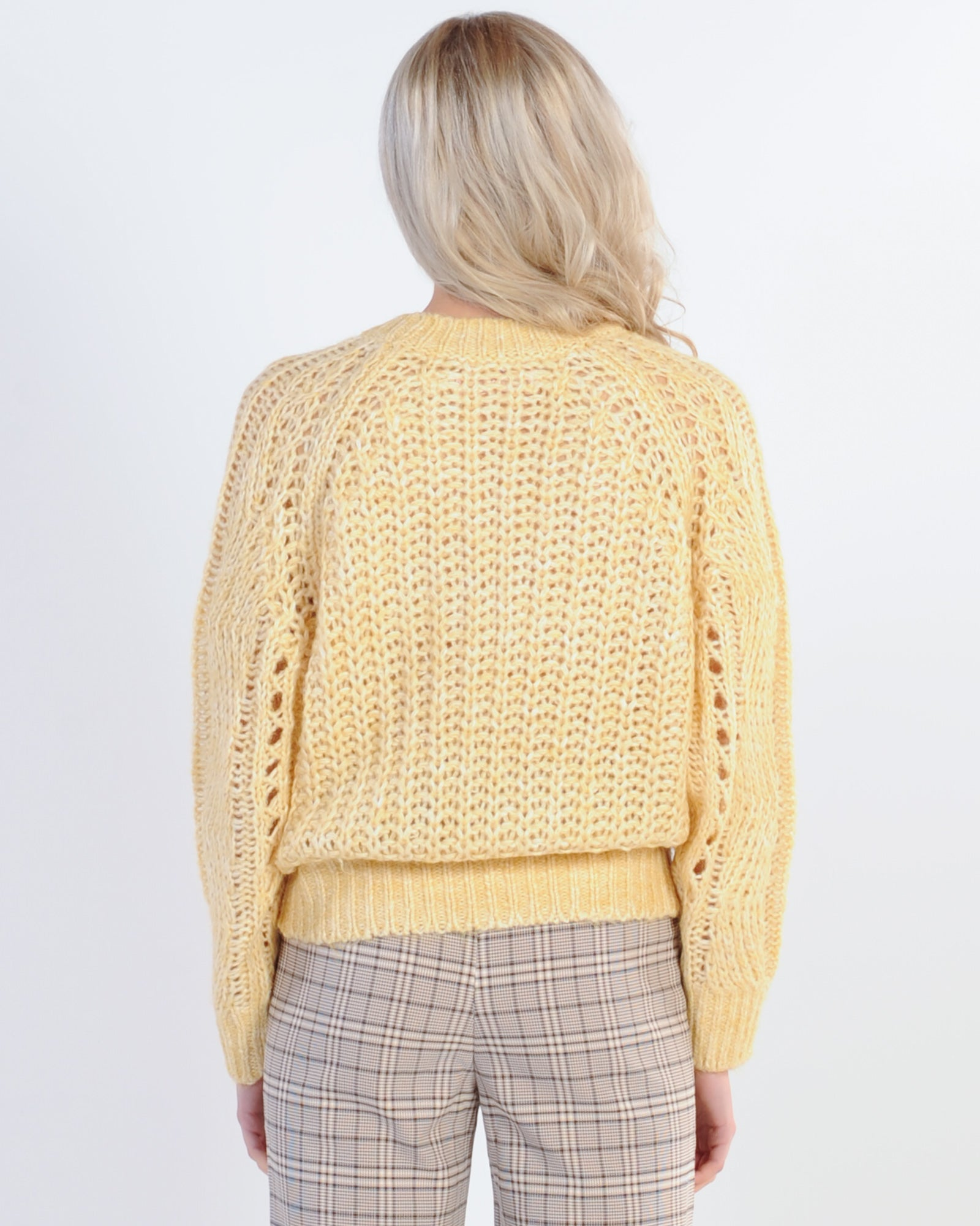 Lulu & Rose Kenzie Knit - Butter