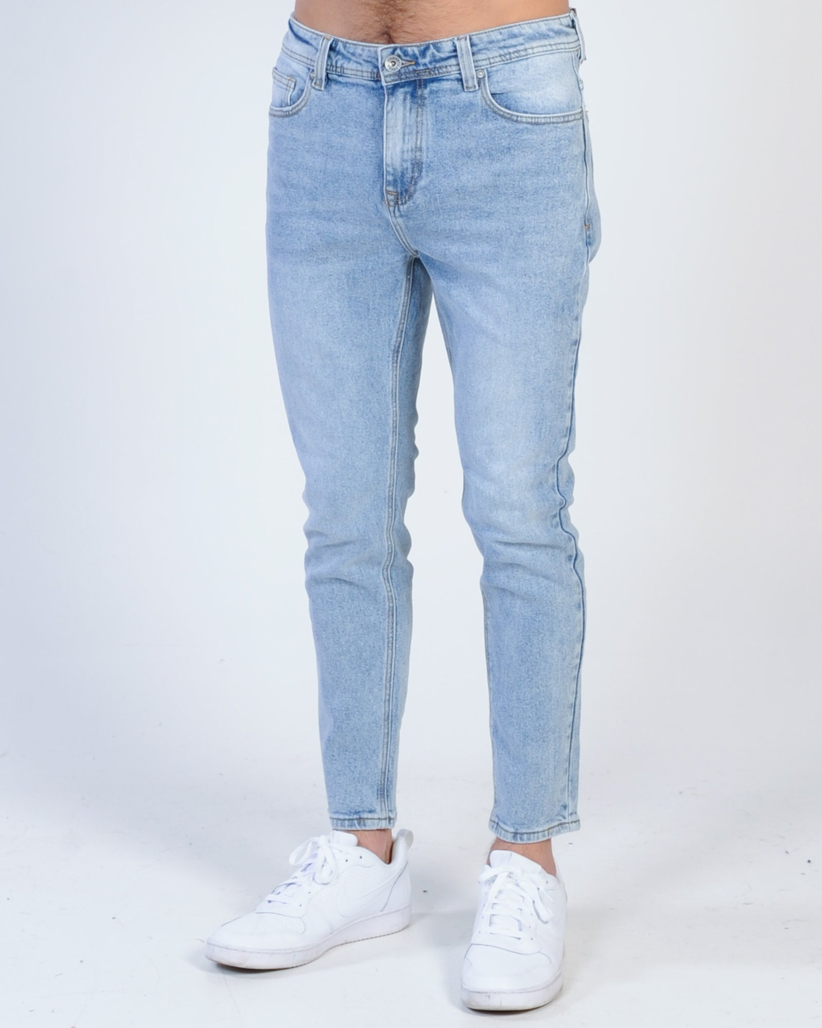 Silent Theory Shadow Skinny Jean - Heritage Blue
