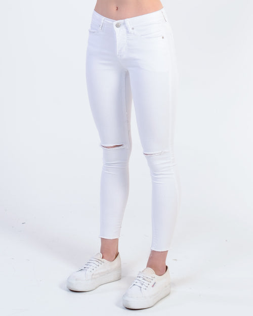 Part Of The Band Jeans - White