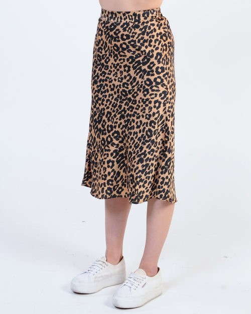 addb356058 Party People Skirt - Gold Leopard