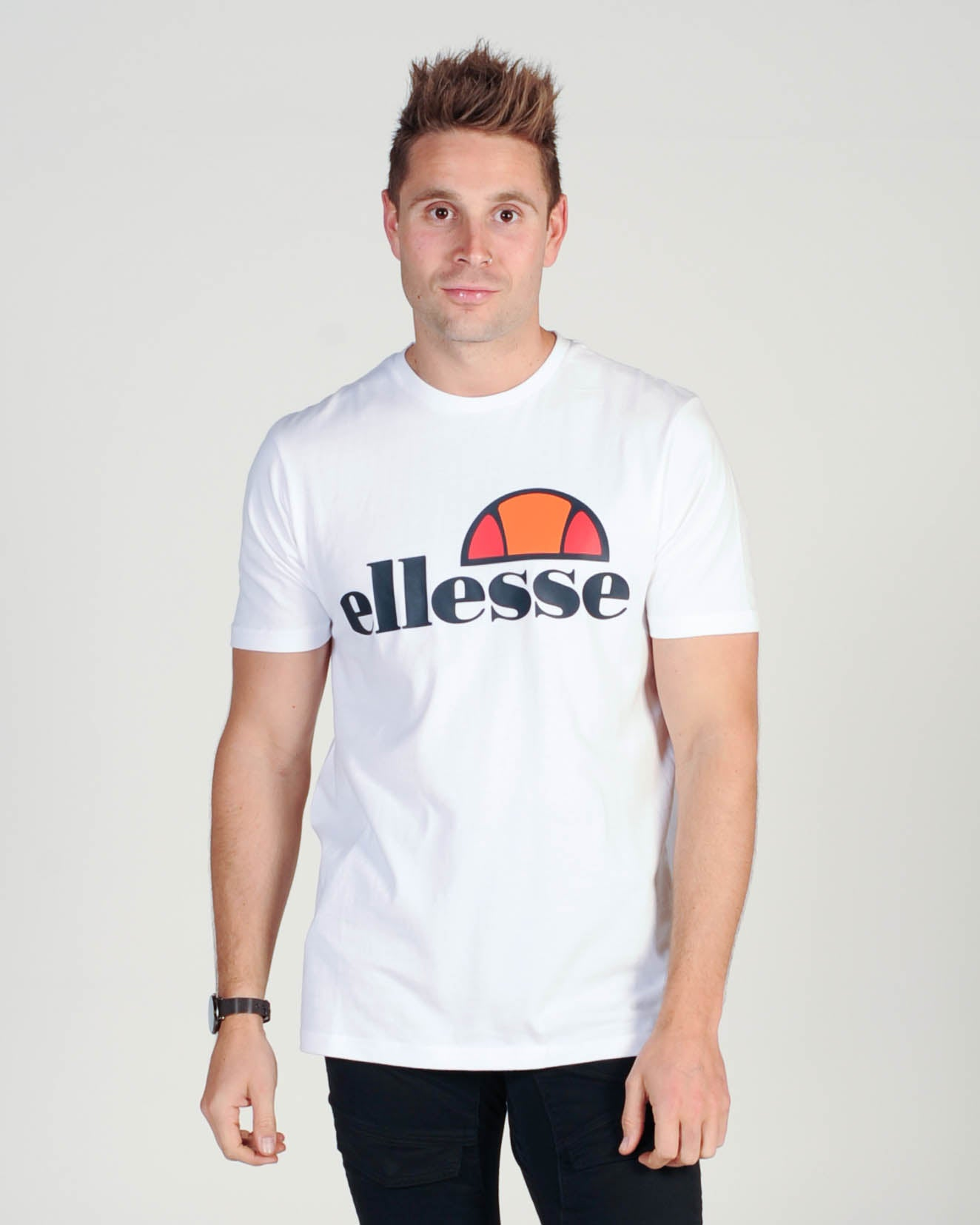 Ellesse Prado Tee - Optic White