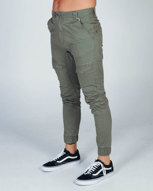 Nena & Pasadena Flight Pant - Ivy Green