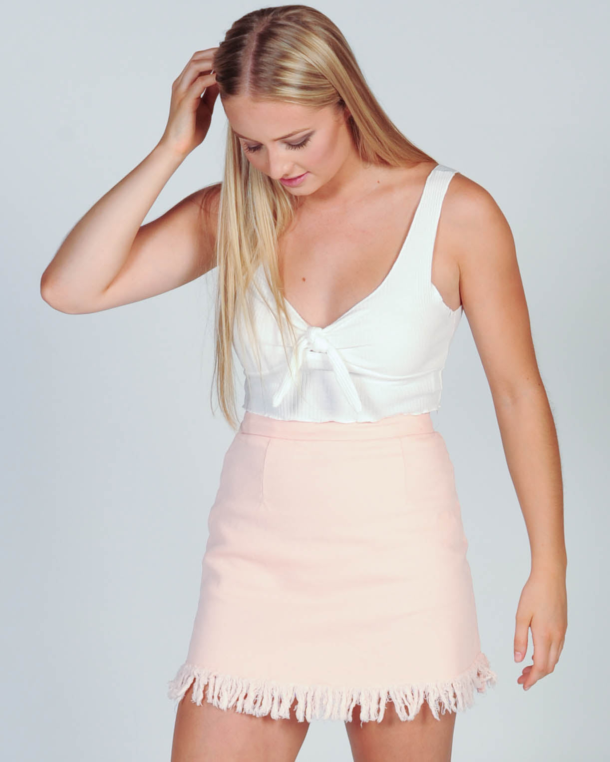Story Of A Girl Skirt - Pink