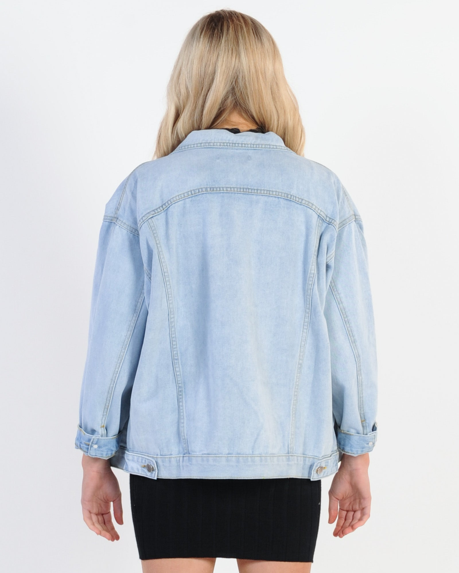 Breaking Bad Denim Jacket - Light Blue