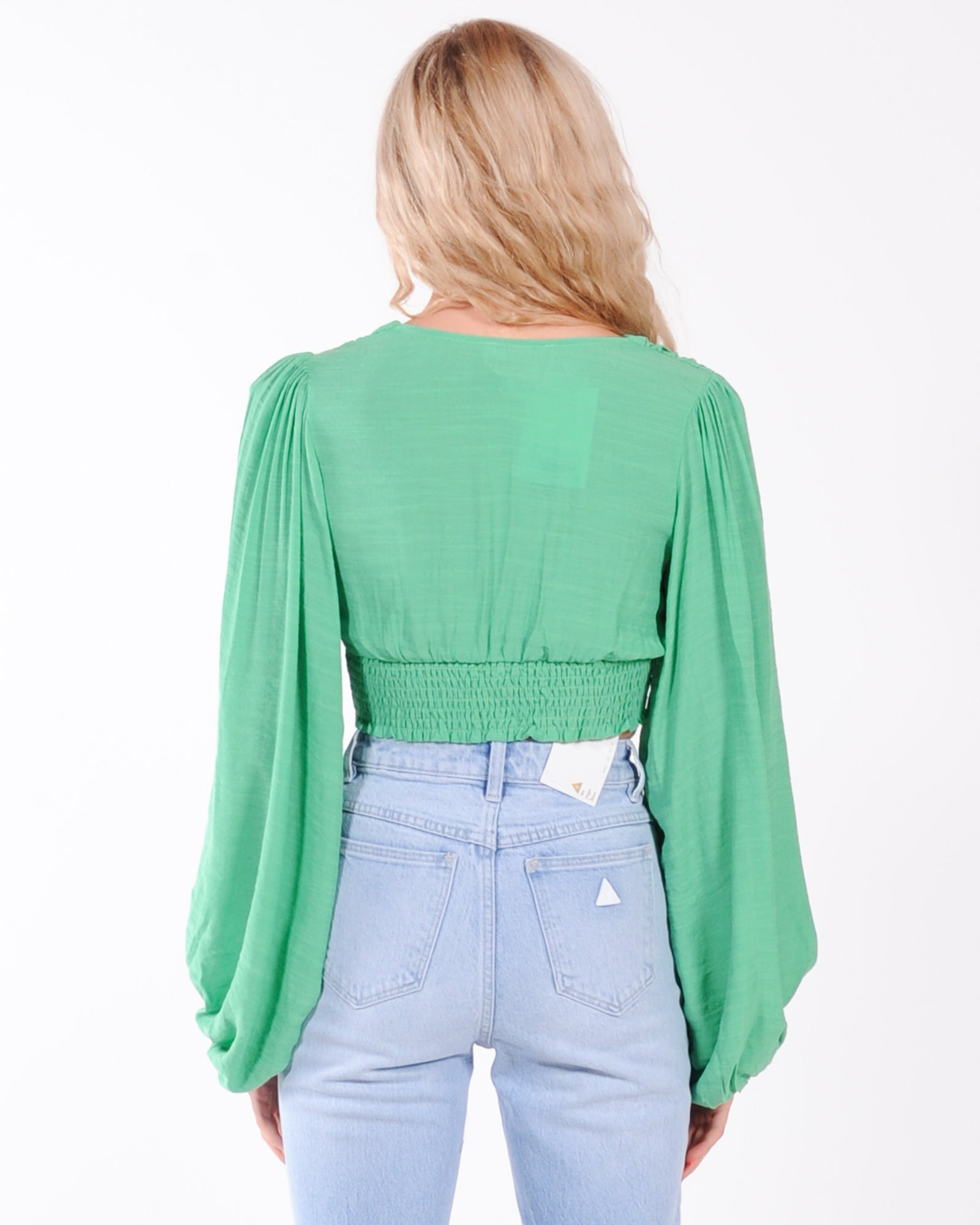 Sienna Shirt - Green
