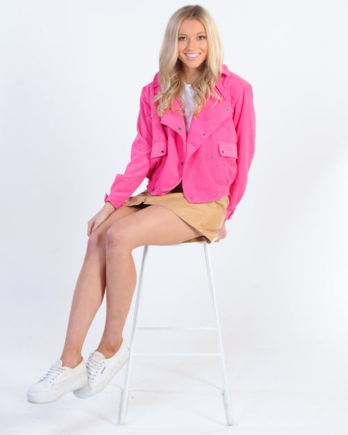 The Fifth Label Electron Jacket - Pink